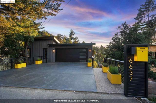 6637 Exeter Dr, Oakland, CA 94611 (#40870379) :: Armario Venema Homes Real Estate Team
