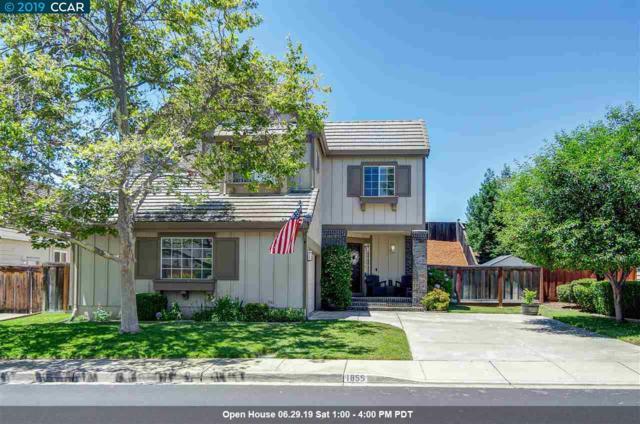 1855 Eagle Peak Ave, Clayton, CA 94517 (#40871111) :: J. Rockcliff Realtors