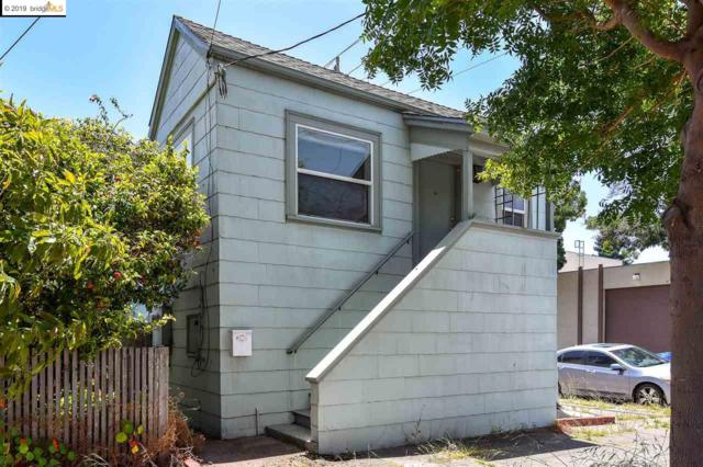 1221 62nd St, Oakland, CA 94608 (#40872326) :: Realty World Property Network