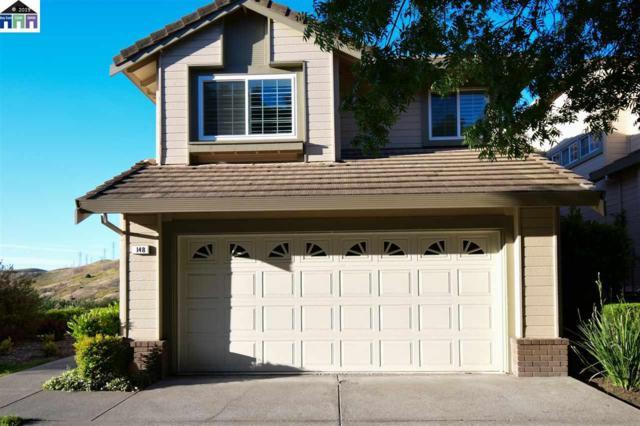 148 Vierra Way, Hercules, CA 94547 (#40872896) :: Armario Venema Homes Real Estate Team