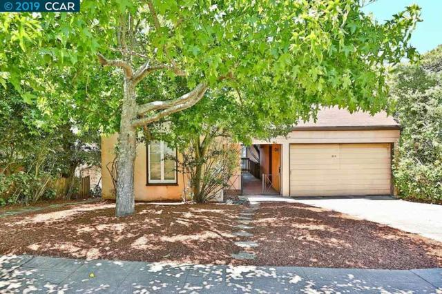 200 Kenyon Ave, Kensington, CA 94708 (#40873333) :: The Grubb Company