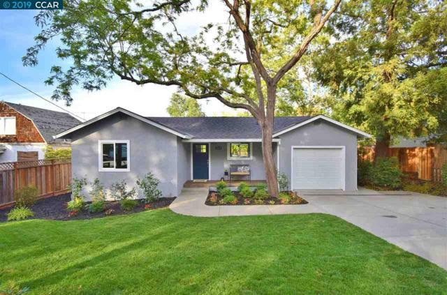 2418 Buena Vista Ave., Walnut Creek, CA 94597 (#40873482) :: Armario Venema Homes Real Estate Team