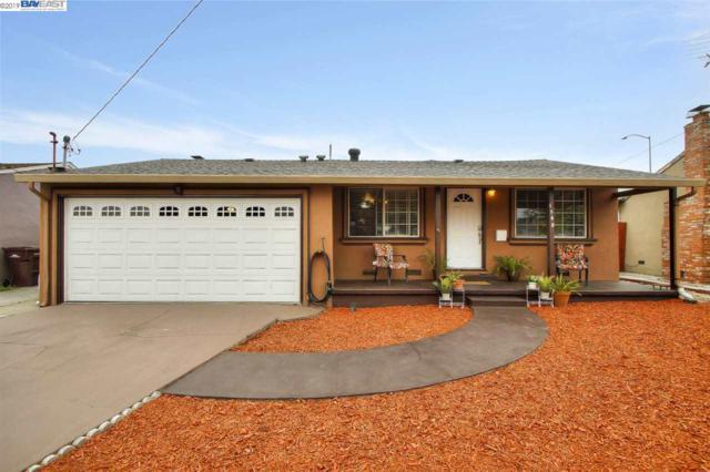 1548 Rieger Ave, Hayward, CA 94544 (#40873604) :: Armario Venema Homes Real Estate Team