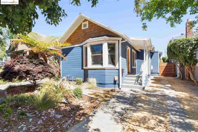 5340 Locksley Ave, Oakland, CA 94618 (#40873665) :: Armario Venema Homes Real Estate Team