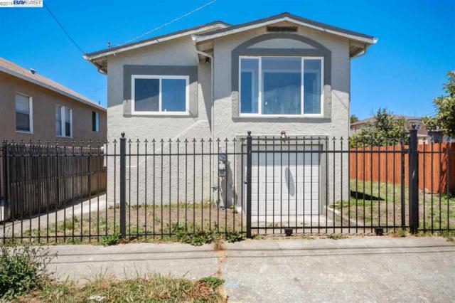 419 Sanford Ave, Richmond, CA 94801 (#40874084) :: Armario Venema Homes Real Estate Team