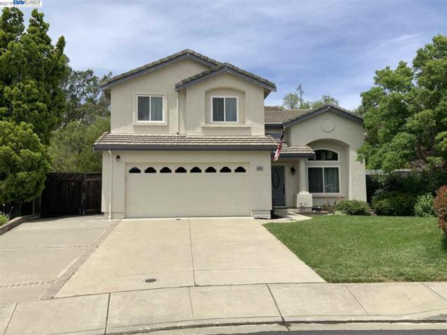 8044 Canyon Creek Cir, Pleasanton, CA 94588 (#40874837) :: Armario Venema Homes Real Estate Team