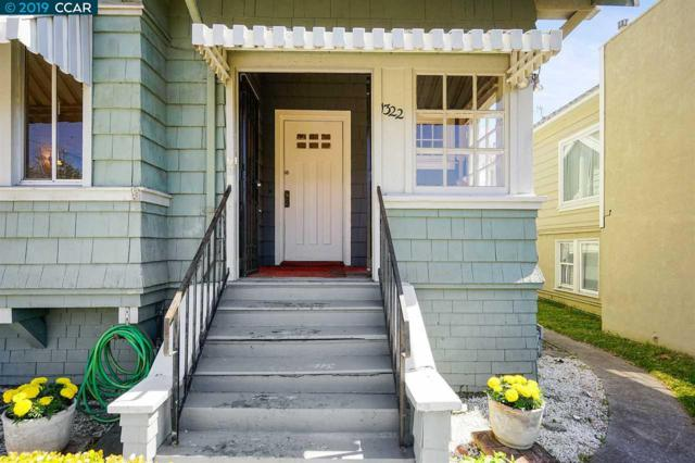 1322 Virginia St, Berkeley, CA 94702 (#40875665) :: Realty World Property Network