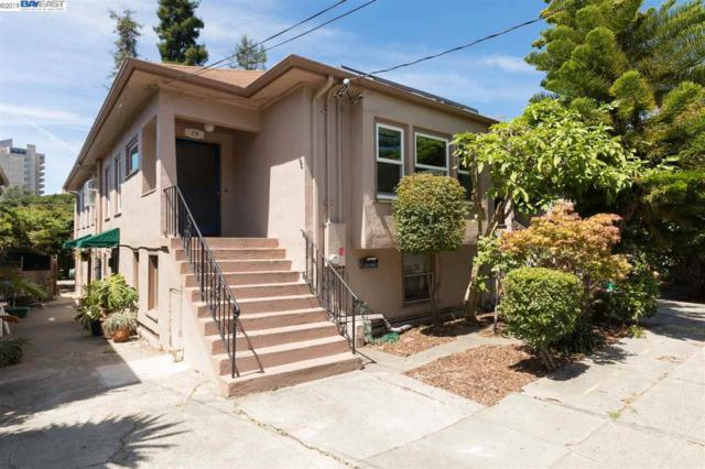 75 Echo Ave, Oakland, CA 94611 (#40875916) :: Realty World Property Network