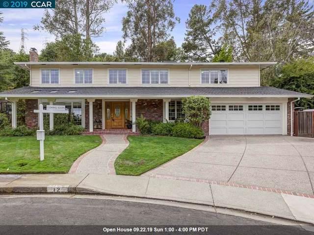 12 Corte La Rado, Moraga, CA 94556 (#40881383) :: Armario Venema Homes Real Estate Team