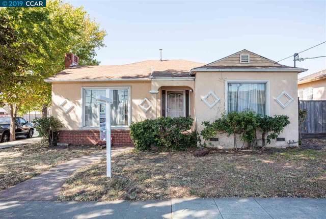 2005 Lincoln Ave, Richmond, CA 94801 (#40881608) :: Armario Venema Homes Real Estate Team