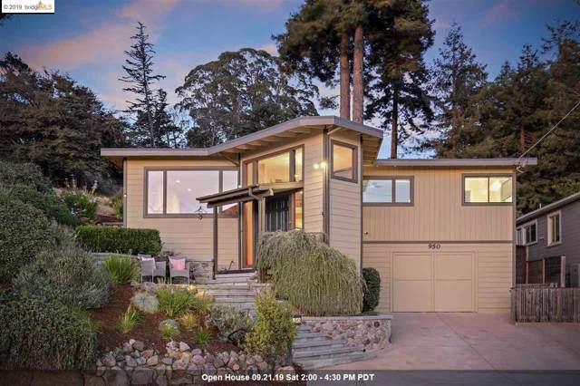 950 Seaview Dr, El Cerrito, CA 94530 (#40881707) :: Armario Venema Homes Real Estate Team