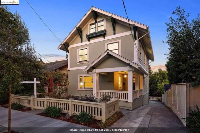 520 Chetwood St, Oakland, CA 94610 (#40882077) :: Armario Venema Homes Real Estate Team