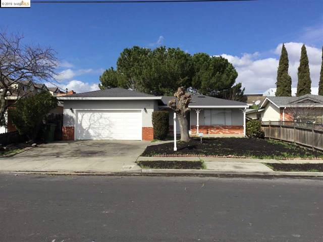 1408 Tulip Dr, Antioch, CA 94509 (#40882313) :: Blue Line Property Group