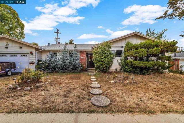 1141 Claiborne Dr, Walnut Creek, CA 94598 (#40883199) :: The Lucas Group