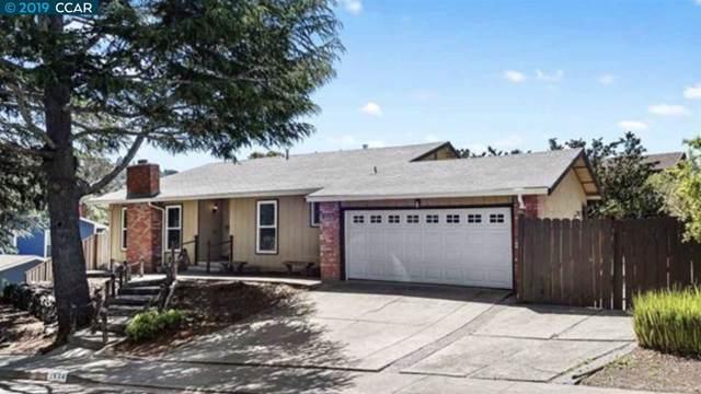 2674 Moraga Dr, Pinole, CA 94564 (#40883660) :: Realty World Property Network