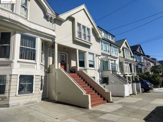 1224 11th Ave, San Francisco, CA 94122 (#40884390) :: The Lucas Group