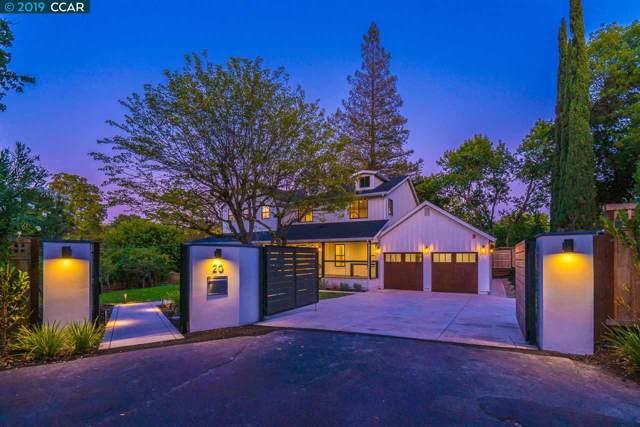 20 Coronado Ct, Walnut Creek, CA 94596 (#40884583) :: Realty World Property Network
