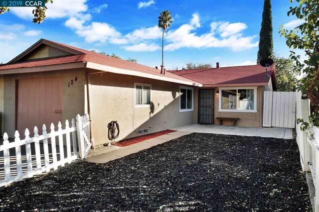 124 E Trident Dr, Pittsburg, CA 94565 (#40887724) :: Armario Venema Homes Real Estate Team