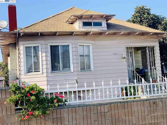 1207 51St Ave, Oakland, CA 94601 (#40888573) :: Armario Venema Homes Real Estate Team