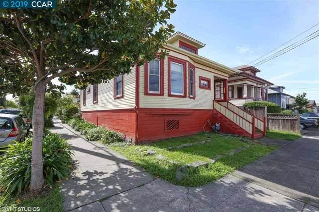 1075 61st Street, Oakland, CA 94608 (#40888651) :: Armario Venema Homes Real Estate Team