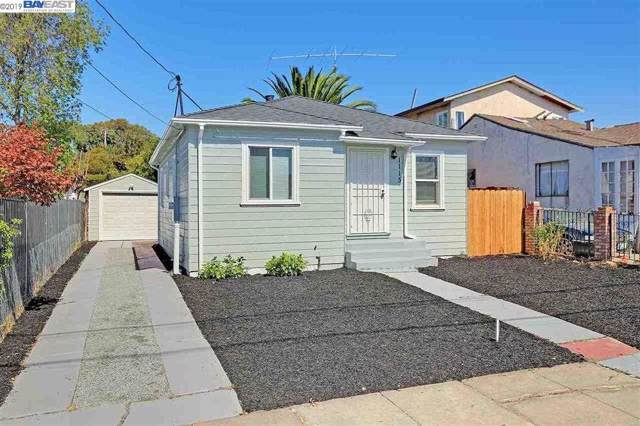 1115 84th, Oakland, CA 94603 (#40891228) :: Armario Venema Homes Real Estate Team