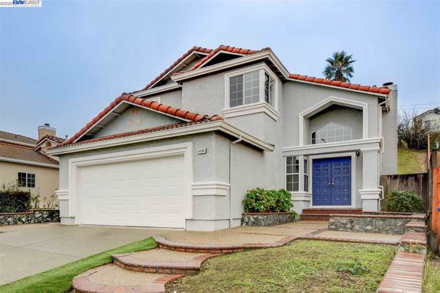 2254 Bayberry Cir, Pittsburg, CA 94565 (#40892148) :: Blue Line Property Group