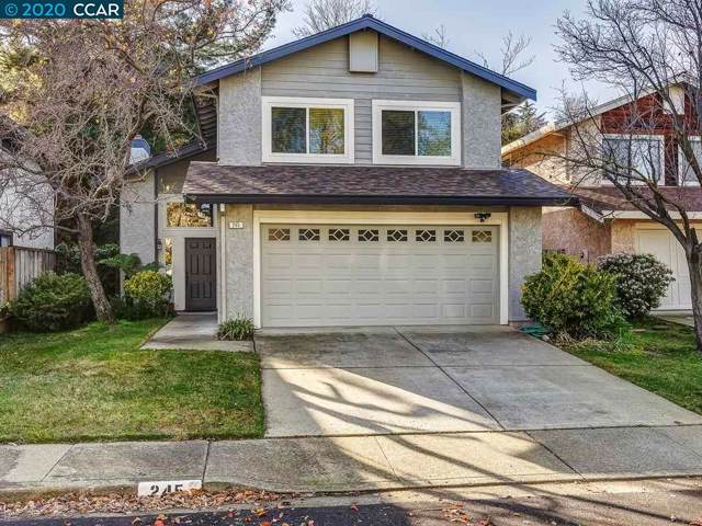 245 Wildflower Dr, Martinez, CA 94553 (#40892206) :: Blue Line Property Group