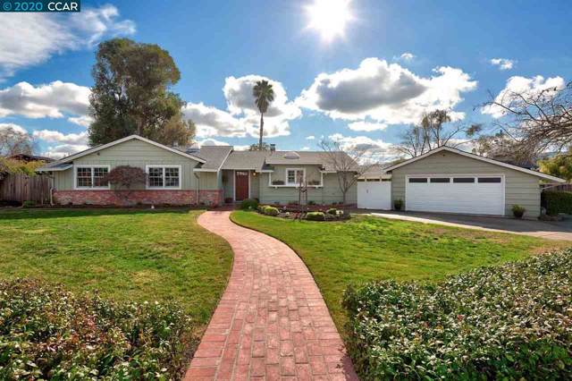 62 Vista Dr, Danville, CA 94526 (#40893082) :: Realty World Property Network