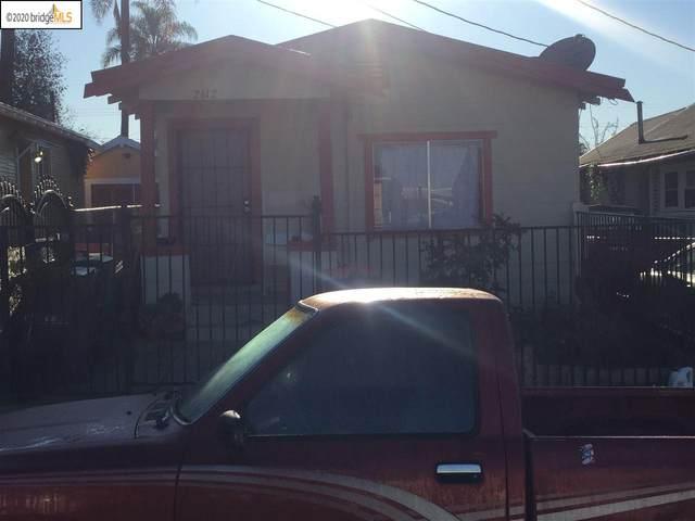 2612 75Th Ave, Oakland, CA 94605 (#40893786) :: Armario Venema Homes Real Estate Team
