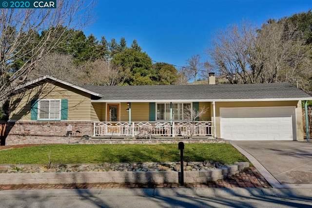3184 Rohrer Dr, Lafayette, CA 94549 (#40894824) :: Realty World Property Network