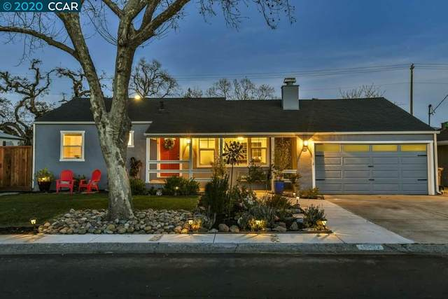 1007 Esther Drive, Pleasant Hill, CA 94523 (#40895753) :: The Lucas Group