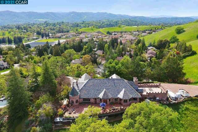 176 Mountain Canyon Ln, Alamo, CA 94507 (#40895966) :: Jimmy Castro Real Estate Group