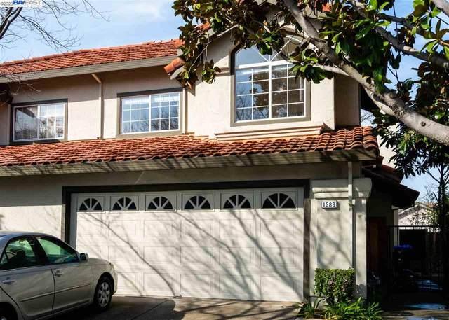 1588 Poppybank Ct, Pleasanton, CA 94566 (#40896187) :: The Lucas Group