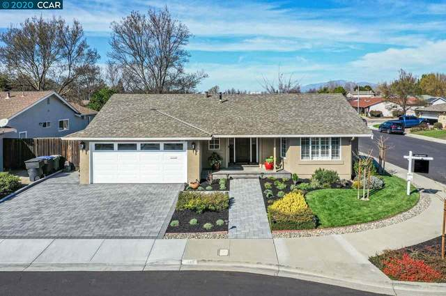 6811 Vale Ct, Pleasanton, CA 94588 (#40896213) :: The Lucas Group