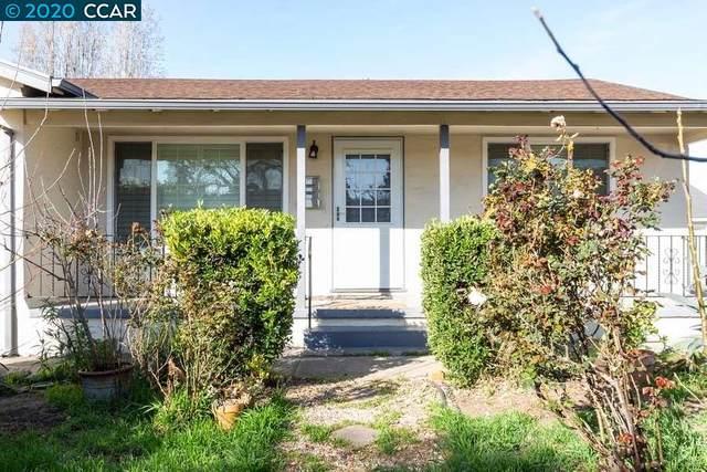 1079 Mitchell Way, El Sobrante, CA 94803 (#40897303) :: Armario Venema Homes Real Estate Team