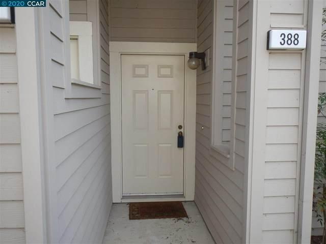 388 Porthole Ct, Hercules, CA 94547 (#40898300) :: Armario Venema Homes Real Estate Team