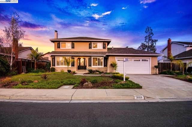 3669 Manchester St, Pleasanton, CA 94588 (#40898837) :: Armario Venema Homes Real Estate Team