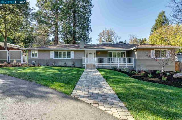 867 Acalanes Rd, Lafayette, CA 94549 (#40899192) :: RE/MAX Accord (DRE# 01491373)