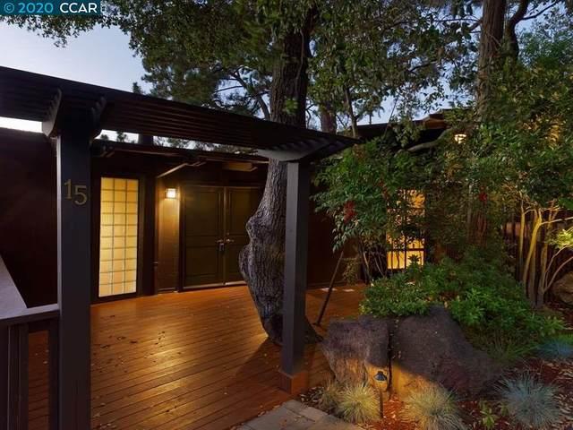 15 Linda Vista, Orinda, CA 94563 (#40907741) :: Realty World Property Network