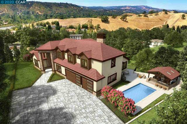 1327 Laverock Ln, Alamo, CA 94507 (#40914111) :: Blue Line Property Group