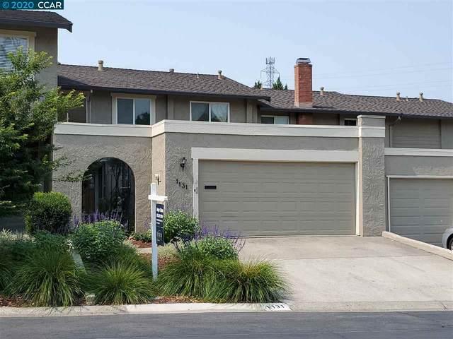 1131 Westmoreland Circle, Walnut Creek, CA 94596 (#40918412) :: Realty World Property Network