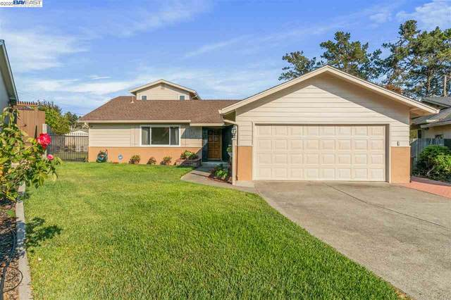 3304 Ahern Ct, Richmond, CA 94803 (#40919270) :: Blue Line Property Group