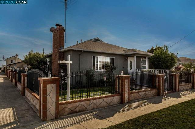2886 Lincoln Ave, Richmond, CA 94804 (#40921390) :: Excel Fine Homes