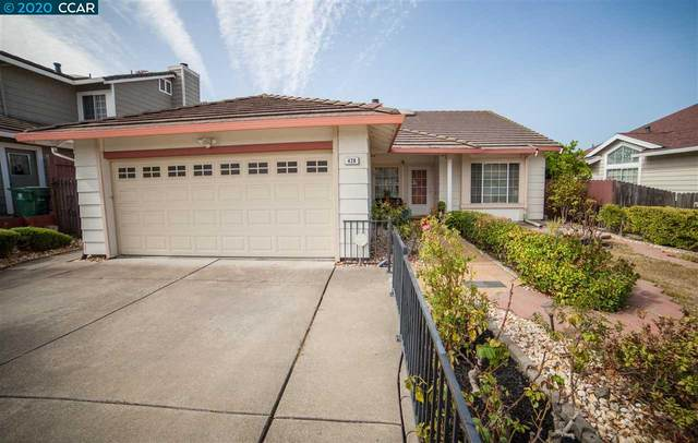 428 Limerick Rd, Pinole, CA 94564 (#40921556) :: Realty World Property Network