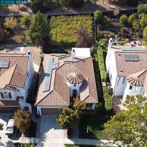1145 S Chanterella Dr, San Ramon, CA 94582 (#40923340) :: Armario Venema Homes Real Estate Team