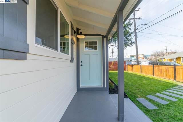 208 Makin Rd, Oakland, CA 94603 (#40937036) :: Excel Fine Homes