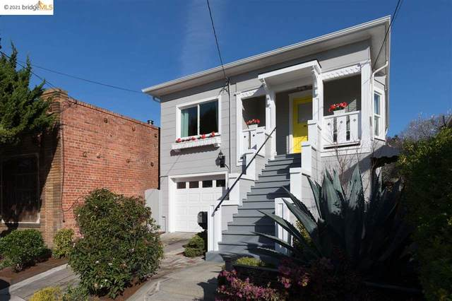 936 Arlington Ave., Oakland, CA 94608 (#40940052) :: The Lucas Group