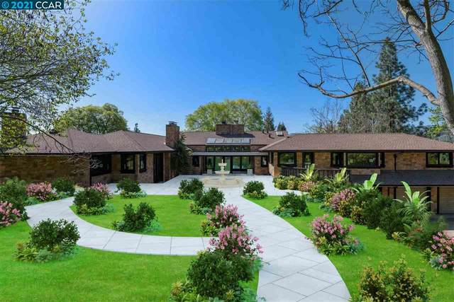 330 Livorna Heights Rd, Alamo, CA 94507 (#40943654) :: Blue Line Property Group