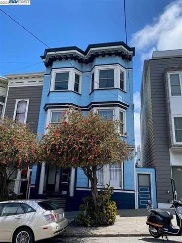 1320 Lyon St, San Francisco, CA 94115 (MLS #40951969) :: 3 Step Realty Group