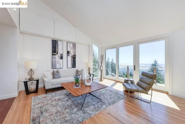 1241 Grizzly Peak Blvd, Berkeley, CA 94708 (#40954649) :: Swanson Real Estate Team | Keller Williams Tri-Valley Realty